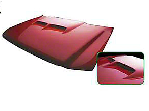RK Sport Big Sky Ram Air Hood - Unpainted (99-03 All)