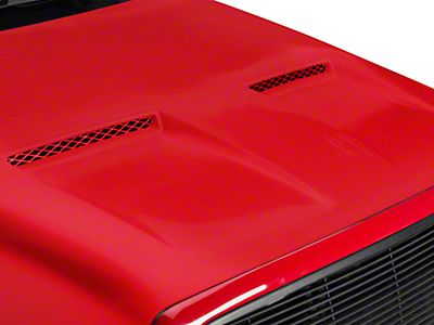 RK Sport Eliminator Ram Air Hood - Unpainted (04-08 All)