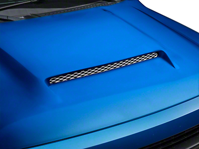 RK Sport Ram Air Hood - Unpainted (09-14 F-150, Excluding Raptor)