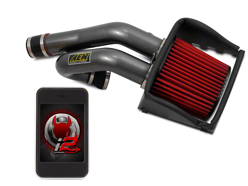 AEM Cold Air Intake & Diablosport Intune I2 Tuner (15-16 3.5L EcoBoost)