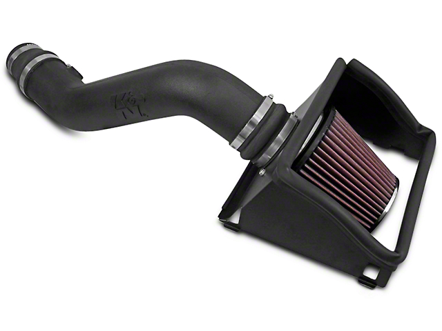 K&N Series 63 AirCharger Cold Air Intake (15-17 3.5L V6 F-150)