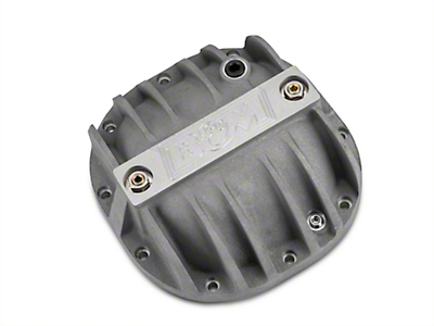 B&M Cast Aluminum Differential Cover - 8.8 in. (97-14 All)