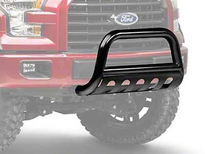 Barricade 3 in. Bull Bar w/ Skid Plate - Gloss Black (04-18 F-150, Excluding EcoBoost & Raptor)