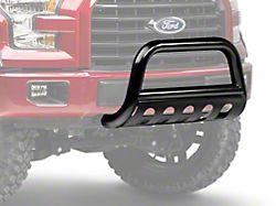 Barricade 3 in. Bull Bar w/ Skid Plate - Gloss Black (04-19 F-150, Excluding EcoBoost & Raptor)