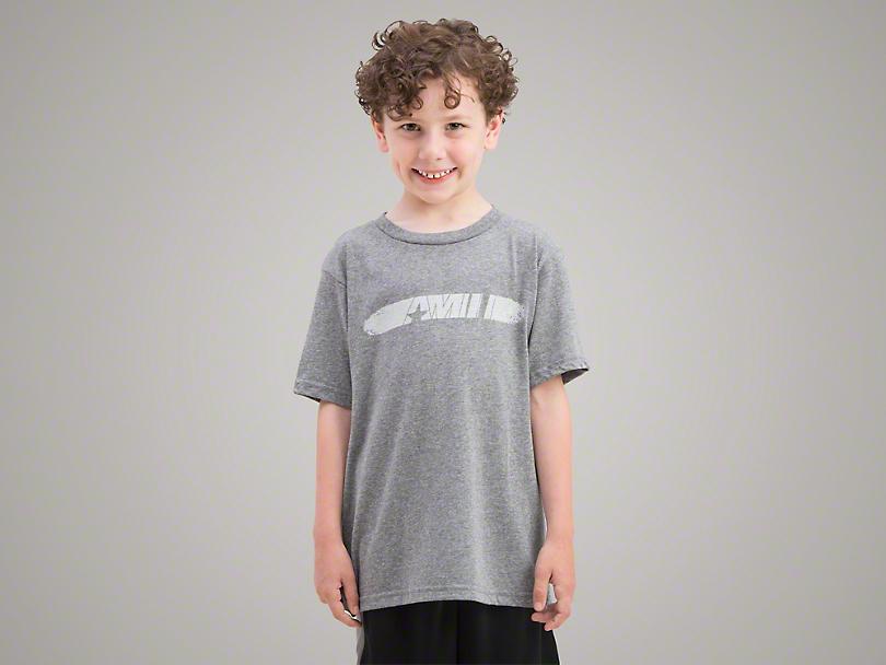 AmericanMuscle Shredded T-Shirt - Boys