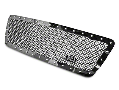 Royalty Core RC1 Classic Grille - Gloss Black (97-03 F-150)