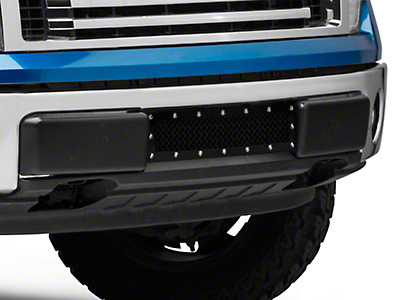 Royalty Core Stainless Steel Bumper Grille (09-14 F-150, Excluding Raptor)