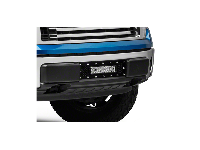 Royalty Core Stainless Steel LED Bumper Grille (09-14 All, Excluding Raptor)