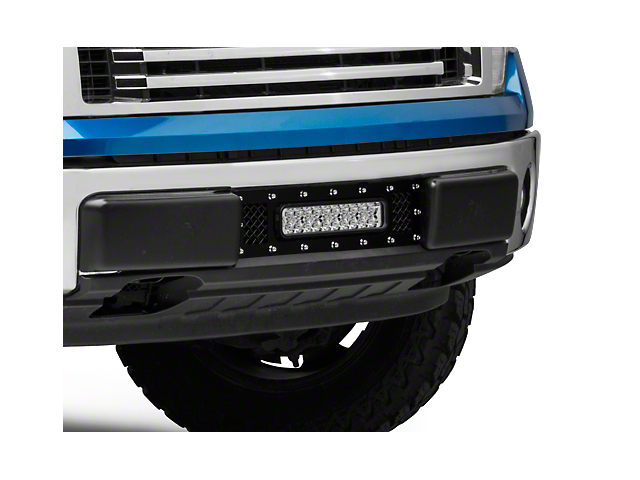 Royalty Core Stainless Steel LED Bumper Grille (09-14 F-150, Excluding Raptor)