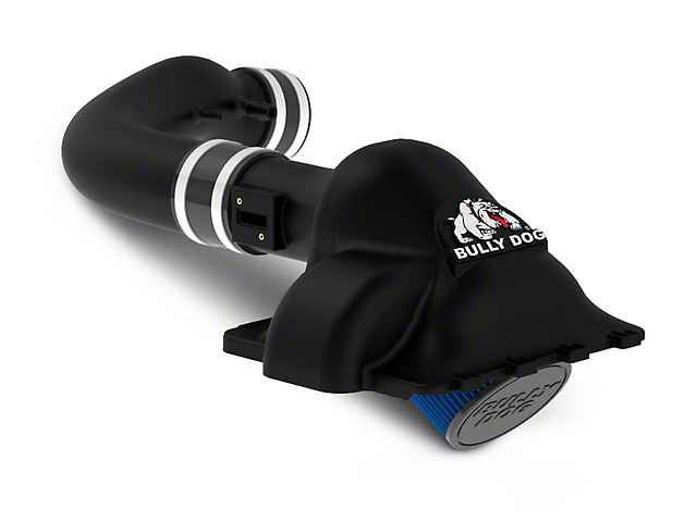 Bully Dog Rapid Flow Stage 2 Cold Air Intake (11-14 6.2L, Excluding Raptor)