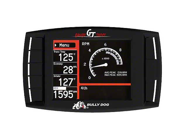 Bully Dog Rapid Flow Stage 2 Cold Air Intake & GT Platinum Tuner (10-14 6.2L F-150 Raptor)
