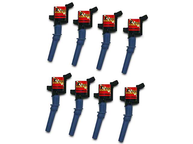 GMS 2V Pro Series Xtreme Coil Pack Kit (99-03 4.6L, 5.4L F-150)