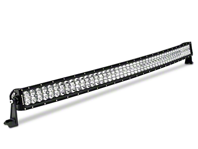 ZRoadz 50 in. Double Row Curved LED Light Bar - Flood/Spot Combo (97-18 All)