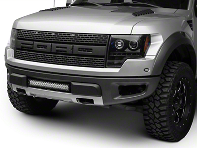 ZRoadz Lower Grille 20 in. LED Light Bar w/ Mounting Kit (10-14 F-150 Raptor)