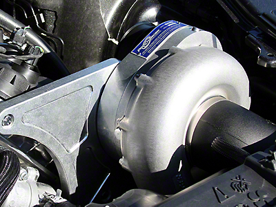 Procharger High Output Intercooled Supercharger System w/ P-1SC - Complete Kit (97-03 5.4L F-150)