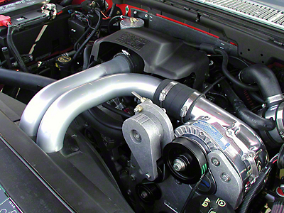 Procharger High Output Intercooled Supercharger System w/ P-1SC - Complete Kit (97-03 4.6L F-150)