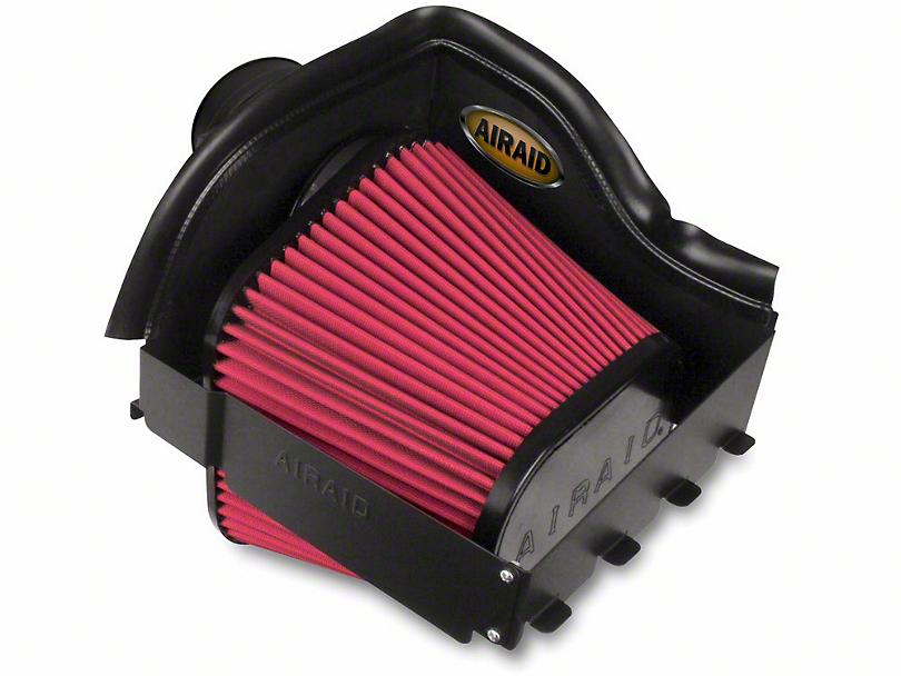 Airaid QuickFit Air Dam w/ SynthaMax Dry Filter (11-14 5.0L)