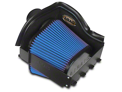 Airaid QuickFit Air Dam w/ SynthaMax Dry Filter (10-14 6.2L F-150 Raptor)