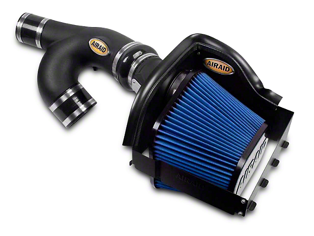 Airaid Cold Air Dam Intake w/ SynthaMax Dry Filter (11-14 3.5L EcoBoost F-150)