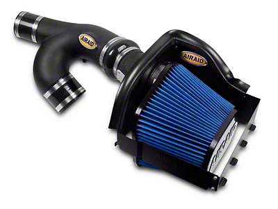 Airaid Cold Air Dam Intake w/ SynthaMax Dry Filter (11-14 3.5L EcoBoost)