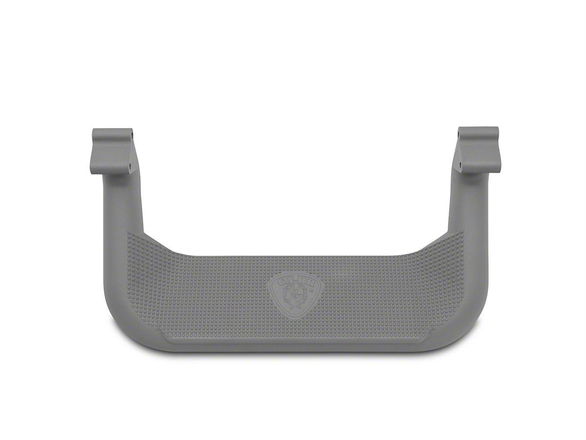 CARR Super Hoop XP4 Titanium Silver Powder Coat Pair 124034