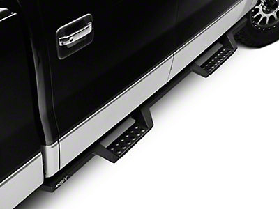 Westin HDX Drop Steps - Textured Black (09-14 F-150 SuperCrew)