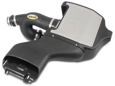Airaid MXP Series Cold Air Intake w/ SynthaMax Dry Filter w/ Red (15-16 3.5L EcoBoost)