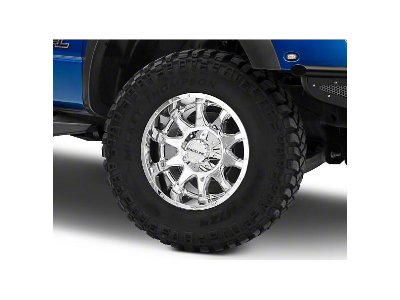 Raceline Shift Chrome 6-Lug Wheel - 18x9 (15-19 F-150)