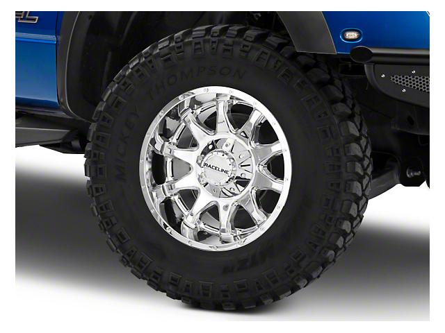 Raceline Shift Chrome 6-Lug Wheel - 18x9 (04-18 All)