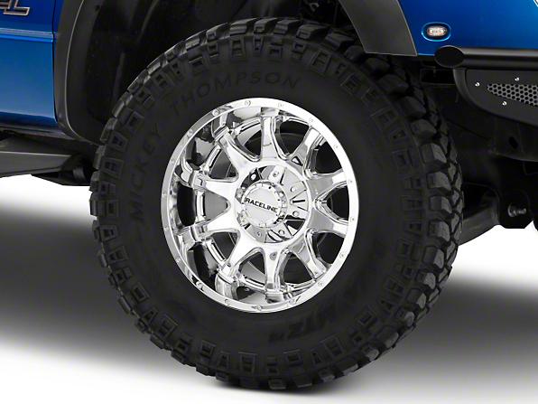 Raceline Shift Chrome 6-Lug Wheel - 18x9 (04-17 All)