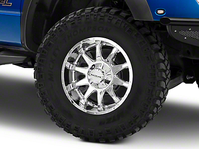 Raceline Shift Chrome 6-Lug Wheel - 20x9 (04-19 F-150)
