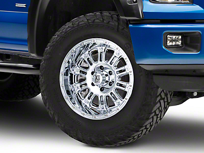 XD Hoss Chrome 6-Lug Wheel - 18x9 (04-18 All)