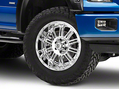 XD Hoss Chrome Wheel - 20x9 (04-18 F-150)