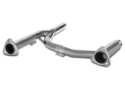 Dynatech SuperMAXX Off-Road Mid-Pipe (04-08 4WD 5.4L w/ Long Tube Headers)