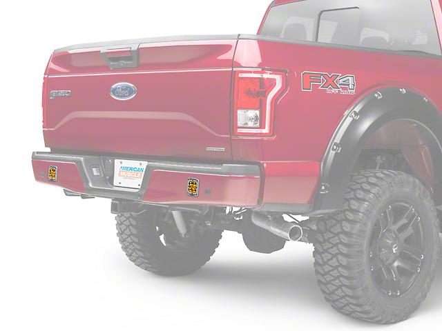 Baja Designs Squadron Sport Flush Mount Amber LED Light - Driving/Combo Beam (97-18 All)