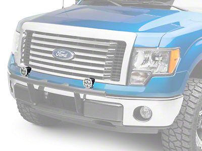 Baja Designs Squadron-R Sport LED Light - Spot Beam (97-17 All)