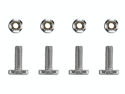 Leitner Designs Bed Rack Bolt Kit (97-18 F-150)