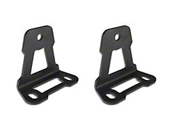 Leitner Designs Bed Rack Light Brackets (Universal; Some Adaptation May Be Required)