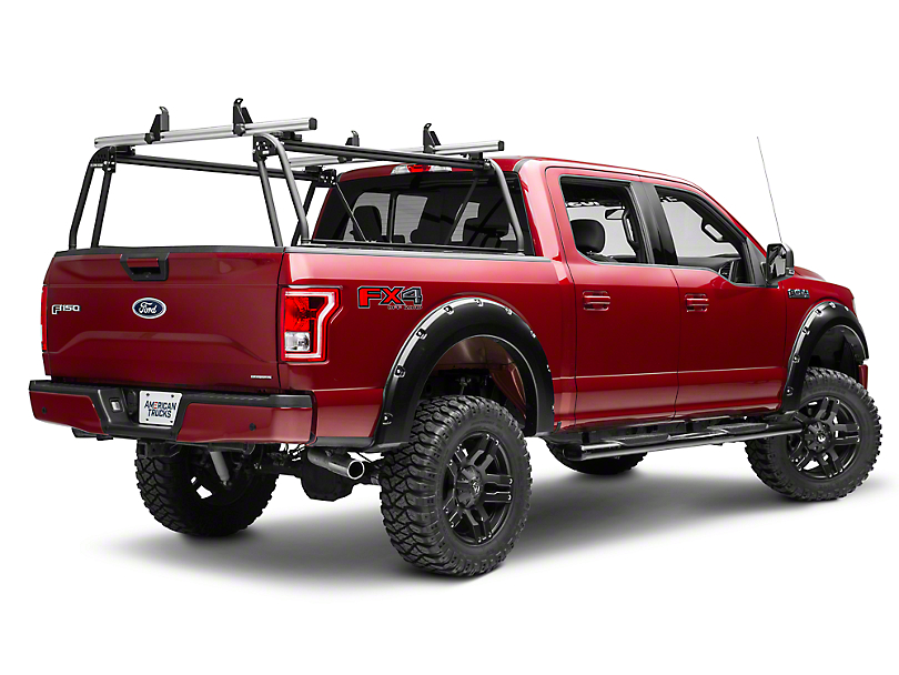Leitner Designs Bed Rack Load Stops (97-19 F-150)