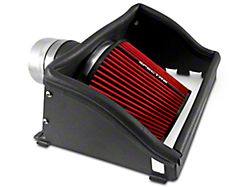 Spectre Performance Cold Air Intake; Polished (15-17 2.7L EcoBoost F-150)