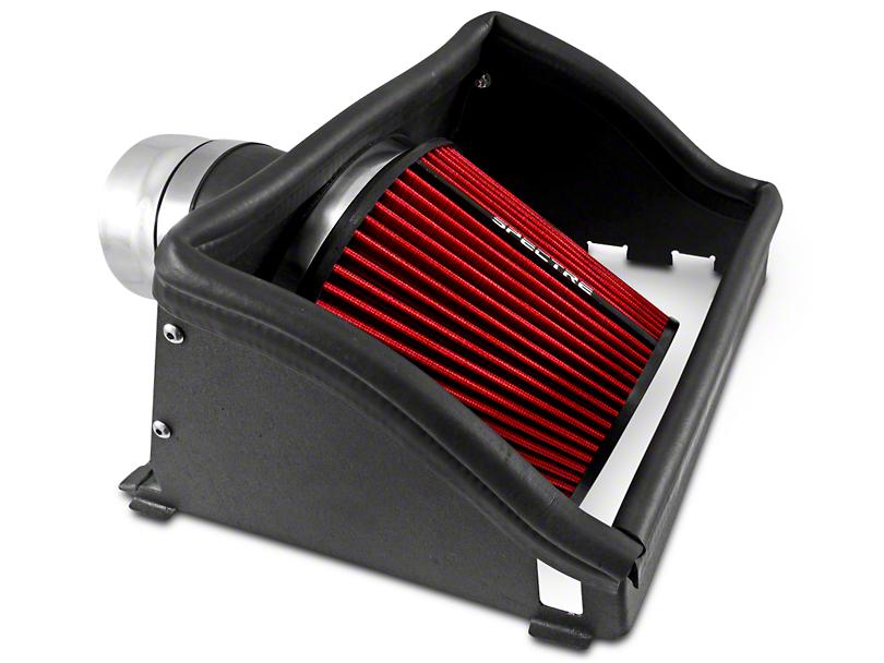 Spectre Performance Cold Air Intake - Polished (15-17 3.5L EcoBoost, Excluding Raptor)