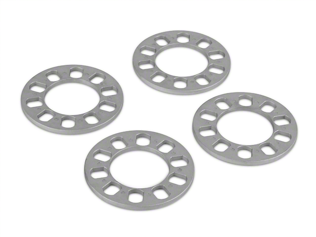 Coyote 5-Lug Wheel & Brake Spacers - 5/16 in. (97-03 All)