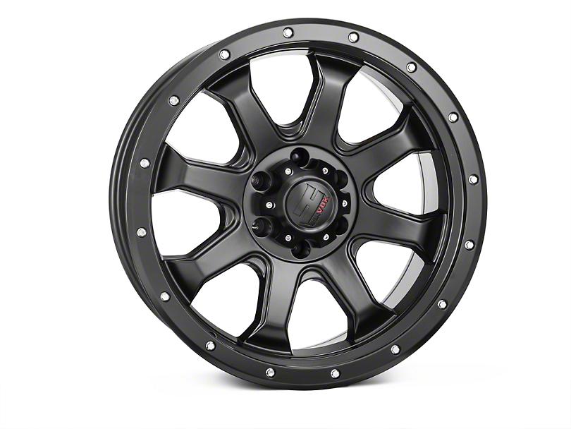 Havok Off-Road H105 Matte Black 6-Lug Wheel - 20x9 (04-18 All)