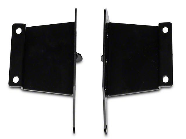 Baja Designs Fog Light Pocket Mounting Brackets (10-14 Raptor)
