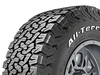 BF Goodrich All Terrain T/A KO2 Tire - 285/60R18