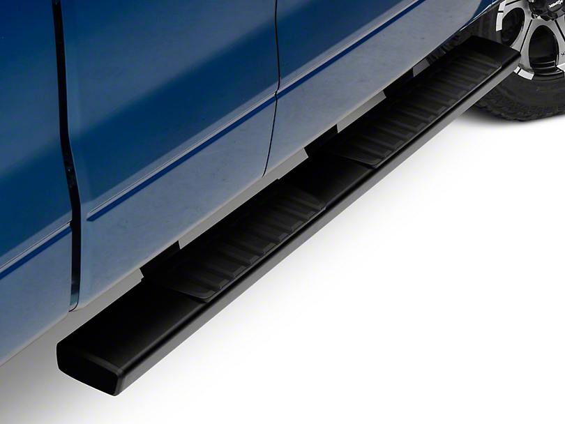 Westin R7 Running Boards - Black (04-14 SuperCab; 09-14 SuperCrew)