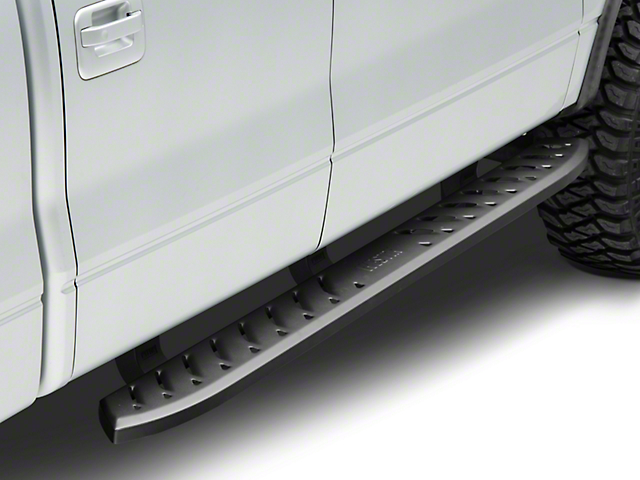 Westin Thrasher Running Boards - Textured Black (04-14 SuperCab; 09-14 SuperCrew)