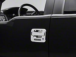 SpeedForm Chrome Door Handle Covers - 2-Door (04-14 F-150 w/o Key Pad, w/o Passenger Key Hole)