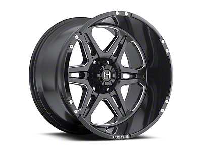 Hostile Havoc Blade Cut 6-Lug Wheel - 18x9 (04-18 All)