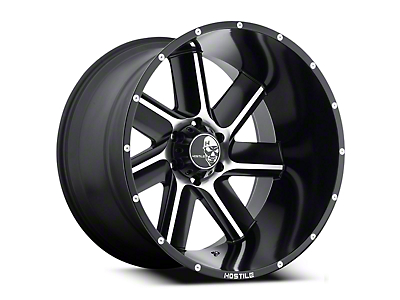 Hostile Switch Blade Blade Cut 6-Lug Wheel - 20x9 (04-17 All)